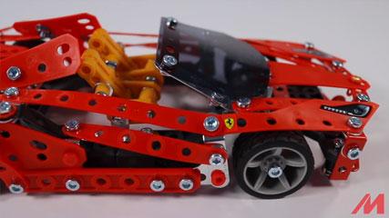 Meccano Ferrari 488: Meccano/Erector| Ferrari 488 Spider(16309)