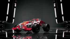 Erector - 20 Model Motorized Set Race Car - 2014 TVC