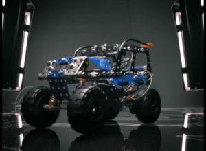 Erector 25 Model Set - Off Road Commercial
