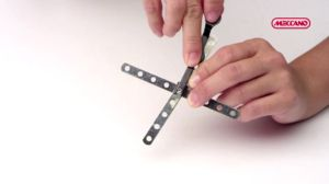 Learn to Build with Meccano - Basic How-To
