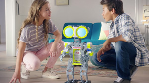 The Meccanoid G15 Commercial