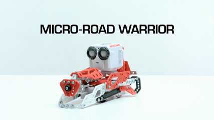 Micro-Road Warrior - Mega Build Series