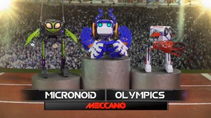 Micronoid Olympics